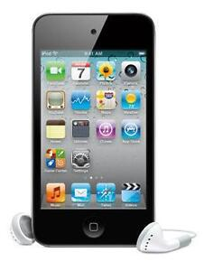 Apple-iPod-Touch-Black-4th-Gen-8gb-MP3-Facetime-Video-WiFi-NEWEST