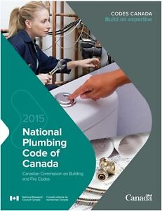 National Plumbing Code Book 2015