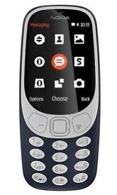 Nokia 3310 unlocked £25