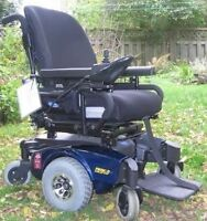 Pronto Surestep electric wheelchair- REDUCED!!!