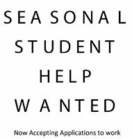 Student to help with yard maintenance and general help