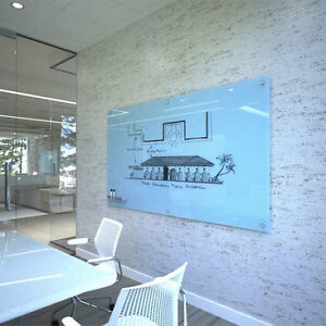 Glass Dry Marker Boards (White Boards)