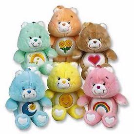 Care Bears (For Sale) £3 each