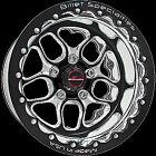 Billet Specialties 15x14 Racing Wheels Wheels