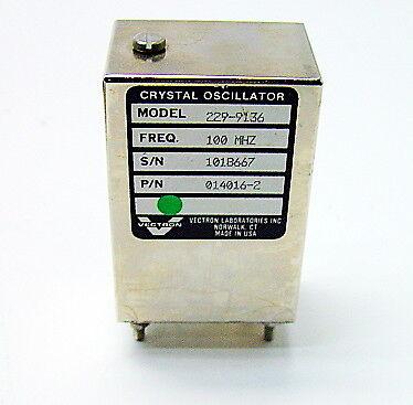 Vectron 229-9136 Crystal Oscillator 014016-2
