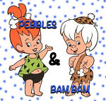 Pebbles&BamBam