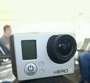 Go Pro Hero 3 - with BRAND NEW LCD Screen