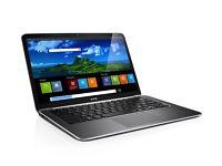 "Dell XPS 13"" - UnltraBook - 1.8GHz, 4GB RAM, 256GB SSD Storage - Windows 7, MS Office - Anti virus"