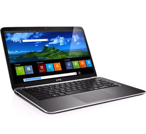 Dell XPS 13 Ultrabook i7 8gb ddr3 1600 256gb msata ssd