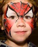 FACE  PAINTING !!!