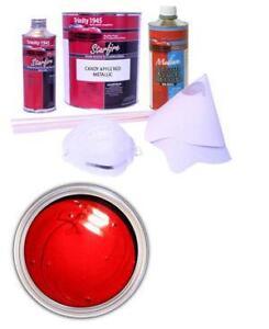 Tasco Red Paint Code