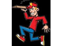 Fastfood delivery driver required for Glasgow City Near Glasgow Royal infirmary