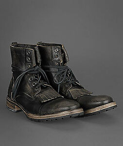 Varvatos Tahoe Lugger boots