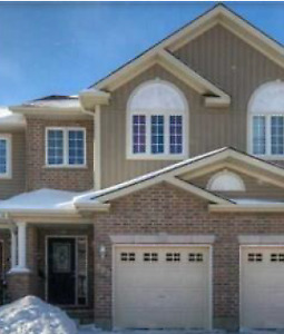 Freehold townhouse for sale in Kitchener