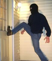 Alarm Security System (Free with 3 years contract)