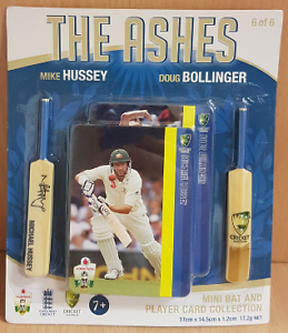 The Ashes - Mike Hussey and Doug Bollinger Preston Darebin Area Preview