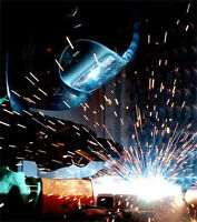 SPECIALIZED WELDER OFFERING SERVICES