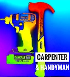 Carpenter/Handyman Mount Warren Park Logan Area Preview