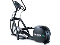 Precor 556 EFX elliptical full body cross trainer self powered