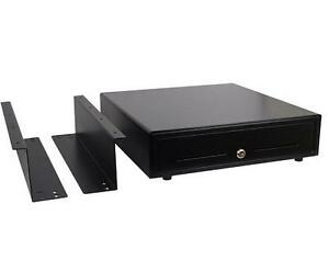 16-Inch Automatic Cash Drawer with Under Counter Mounting Bracke