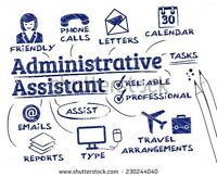 Experienced Real Estate Admin for hire