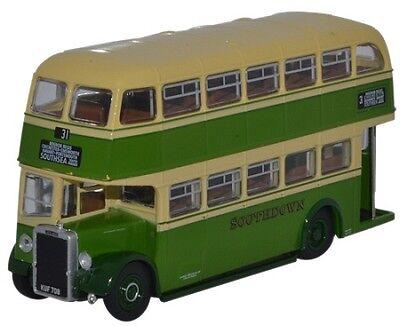 Oxford Die-Cast OO Gauge 1:76 Leyland Titan PD12 Southdown Bus UK 76PD2003