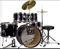 CB DRUMS ( Percussion set )