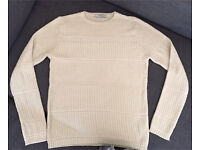 ZARA men jumper (size L) like new!!