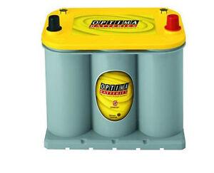 Optima - Batterie 12 V 35 Couvert jaune D35 BCI