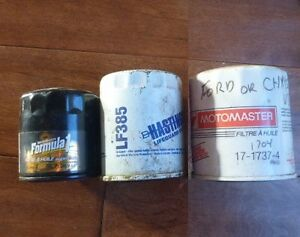 New Oil filter ONLY $3