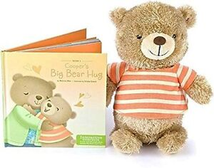 ▀▄▀Hallmark COOPER THE BEAR Interactive Story Buddy