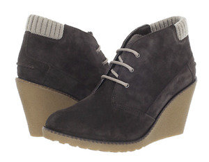 "LACOSTE - Womens wedge boot - ""Laren"" model - SIZE:9"