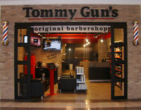 Tommy Gun's Dartmouth Now Hiring Stylists!