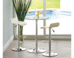 Structube Otto Adjustable Round Table
