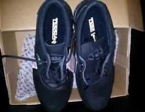 MEN'S steel toe shoes size 8 $75.00