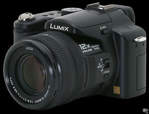 Selling Panasonic Lumix DMC-FZ50