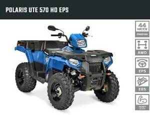 POLARIS UTE 570 HD MY18 SAVE $1000 - PHONE FOR CURRENT PRICING Fulham West Torrens Area Preview