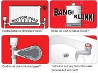 Heating power flushing