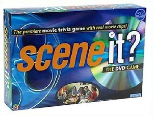 Scene It? Movie Edition DVD Board Game London Ontario image 1