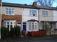 ::::::: Unfurnished 2 Bed House :: Merrivale Road :: Smethwick/Bearwood :: B66 4DS :: No Dss :::::::