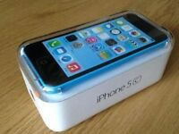 Iphone 5C 8GB Bell /Virgin Blue
