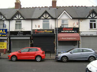 Ground Floor Commercial Shop With A3 License For Rent :: College Road :: Handsworth Wood :: B20 2HX