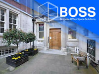 Holborn Office Space To Let | Chancery Lane Serviced Office For Rent