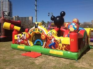 Inflatable Air Bounce Game Rentals and More....