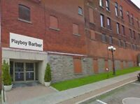 Playboy Barber Shop and Hairstyling in Brockville