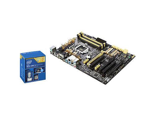 Z87 with Intel Core i5-4670K