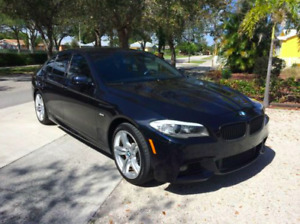 2013 BMW 535I M SPORT PACKAGE FINANCE TAKEOVER