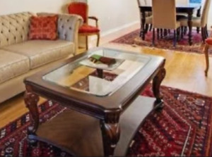 Coffee table+2 side tables