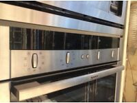 NEFF U12S52N3GB Double Oven - Used, with instructions, less than 3 years old.