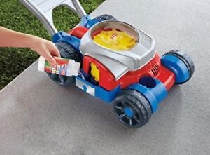Fisher-Price Bubble Lawn Mower With Sounds like Real Mower